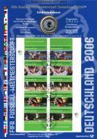 2003/4 Fußball-WM - Numisblatt