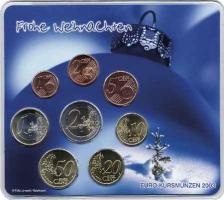 A-033 Euro-KMS 2003 A Frohe Weihnachten