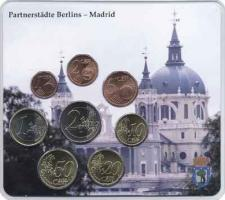 A-086 Euro-KMS 2003 A Partnerstadt Madrid