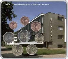 A-114 Euro-KMS 2004 A UNESCO: Bauhaus Dessau