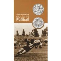 Österreich 5 Euro 2004 Fußball, Folder