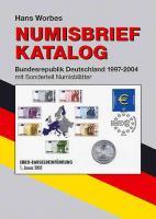 -Numisbrief-Katalog BRD 1997-2004 (Teil 2)