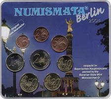 D-056 Euro-KMS 2004 D Numismata