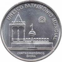 Portugal 5 Euro 2004 UNESCO Evora