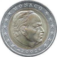 Monaco 2 Euro 2002