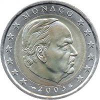 Monaco 2 Euro 2003