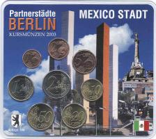 A-131 Euro-KMS 2003 A Partnerstadt Mexico Stadt