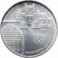 Portugal 5 Euro 2005 UNESCO Kloster Batalha