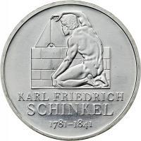 Deutschland 10 Euro 2006 Schinkel stg