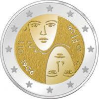 Finnland 2 Euro 2006 Parlament