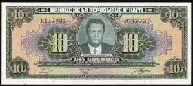 Haiti P.242 10 Gourdes L.1979 (1)