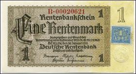 R.330c: 1 DM 1948 Kuponausgabe  (1)