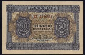 R.339b: 50 Pfennig 1948  Serie EB (1)