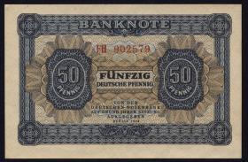 R.339b: 50 Pfennig 1948  Serie FH (1)