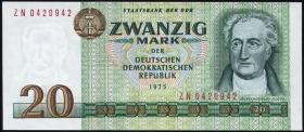 R.362d 20 Mark 1975 ZN Ersatznote (1)