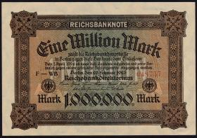 R.085a: 1 Million Mark 1923 (1)