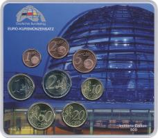 A-012 Euro-KMS 2002 A Bundestag
