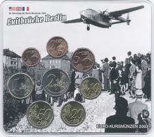 A-019 Euro-KMS 2003 A History Edition I: 55. Jahrestag Luftbrücke Berlin