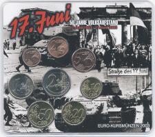 A-020 Euro-KMS 2003 A History Edition II: 50. Jahrestag des Volksaufstands vom 17. Juni 1953