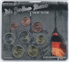 A-021 Euro-KMS 2003 A History Edition III: Bau und Fall der Berliner Mauer