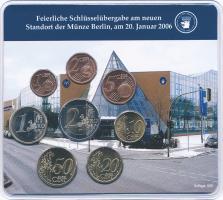 A-152 Euro-KMS 2005 A Neueröffnung der Münze