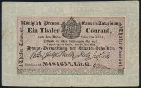 A-208 Preußen 1 Thaler 1824 (5)