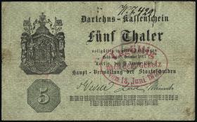 A-228 Preußen 5 Thaler 1868 (5)