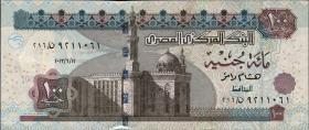 Ägypten / Egypt P.67j 100 Pfund 12.6.2013 (1)