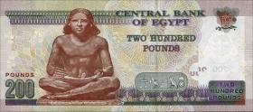 Ägypten / Egypt P.73 200 Pfund 2013 (1)
