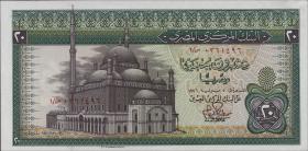 Ägypten / Egypt P.48 20 Pounds (1976-1978) (1)