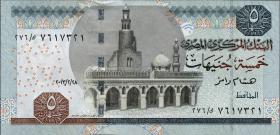 Ägypten / Egypt P.63e 5 Pfund 2013 (1)