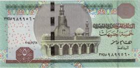 Ägypten / Egypt P.72a 5 Pfund 2014 (1)