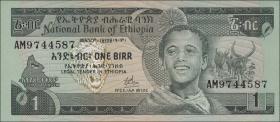 Äthiopien / Ethiopia P.30a 1 Birr (1976) (1)