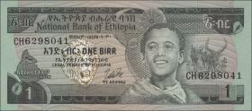 Äthiopien / Ethiopia P.30b 1 Birr (1976) (1)