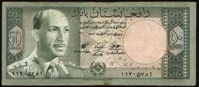Afghanistan P.39 50 Afghanis (1961) (3)