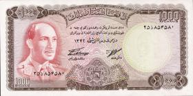 Afghanistan P.46 .000 Afghanis (1967) (1)