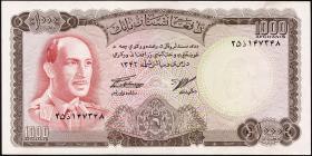 Afghanistan P.46 1000 Afghanis (1967) (1/1-)