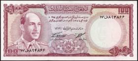 Afghanistan P.44 100 Afghanis (1967) (2/1)