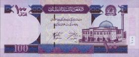 Afghanistan P.70a 100 Afghanis (2002) (1)