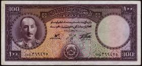 Afghanistan P.34d 100 Afghanis 1957 (3)