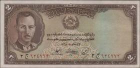 Afghanistan P.21 2 Afghanis (1939) (1/1-)