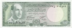 Afghanistan P.43 50 Afghanis (1967) (1)