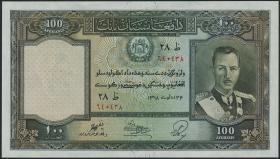 Afghanistan P.26a 100 Afghanis (1939) (2+)