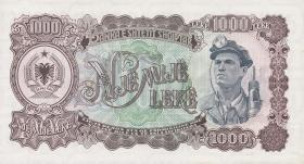 Albanien / Albania P.32a 1000 Leke 1957 (1)