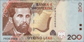 Albanien / Albania P.71a 200 Leke 2007 (1)