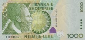 Albanien / Albania P.73 1000 Leke 2007 (1)