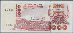 Algerien / Algeria P.140 1000 Dinars 1992 (1)