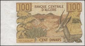 Algerien / Algeria P.128b 100 Dinars 1970 (1)