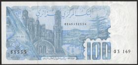 Algerien / Algeria P.134 100 Dinars 1982 (1)