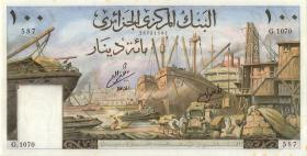 Algerien / Algeria P.125 100 Dinars 1964 (1/1-)